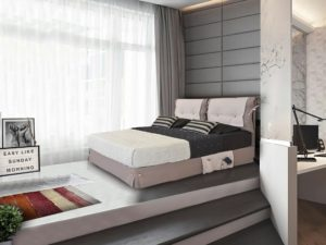 """Κρεβάτι σετ """"LUCILE"""""""